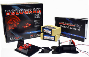 Litiholo Hologram Kit