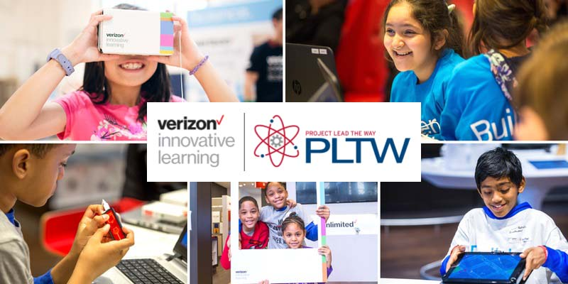 PLTW - Verizon Innovative Learning Labs combo